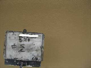 外壁ALC中塗り