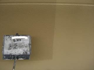 外壁ALC上塗り