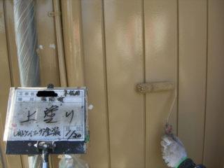 外壁上塗塗装