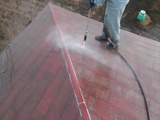 小山市 T様邸 屋根塗装工事