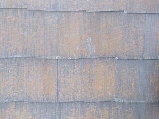 屋根塗装コロニアル施工前