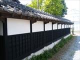 木製塀塗装 栃木市K様邸