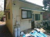 トタン外壁施工前
